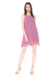 BCBGeneration Women's Ruffle Dress