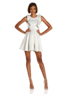 BCBGeneration Women's Ruffled Dress