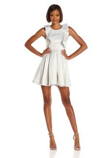 BCBGeneration Women's Ruffled Dress
