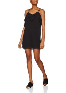 BCBGeneration Women's Ruffled Mini Dress  XS