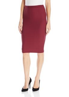 BCBGeneration Women's Seamless Midi Skirt