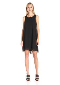 BCBGeneration Women's Shift Dress With Back Pleats