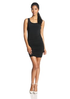 BCBGeneration Women's Shirred Tank Dress