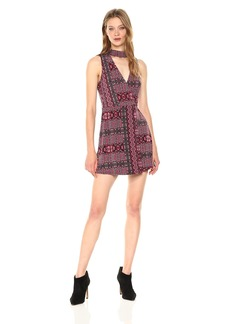 BCBGeneration Women's Skater Mini Dress  L