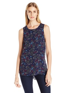 BCBGeneration Women's Sleeveless Twist Back Top