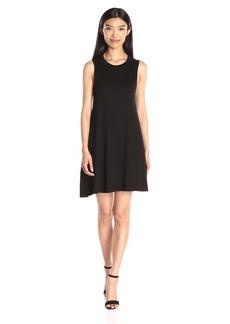 BCBGeneration Women's Sleeveless Yoke Dress