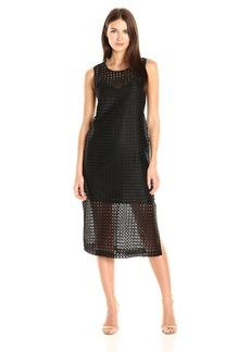BCBGeneration Women's Slip Dress with Inside Cami  S