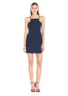 BCBGeneration Women's Square Neck Dress