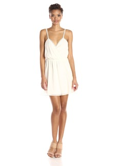 BCBGeneration Women's Strap V-Neck Dress
