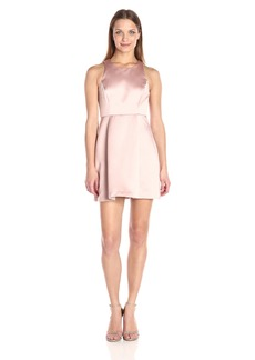BCBGeneration Women's Structured Cocktail Dress