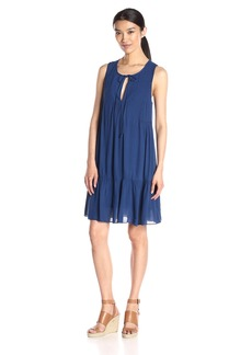 BCBGeneration Women's Tiered a-Line Dress