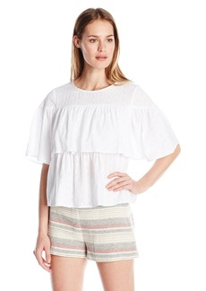 BCBGeneration Women's Tiered Top  X-Small