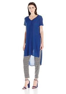 BCBGeneration Women's Tunic Dress with Trim