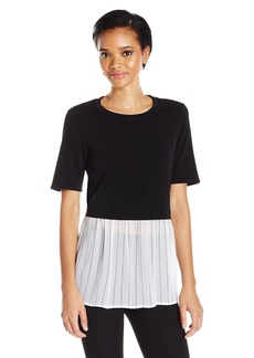 BCBGeneration Women's Two-Fer Top
