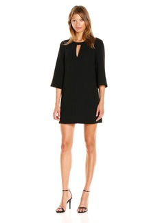 BCBGeneration Women's V Cut Out Dress