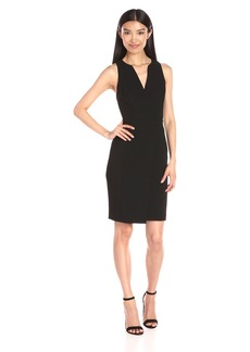 BCBGeneration Women's Surplice Dress