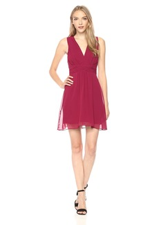 BCBGeneration Women's Vneck Dress