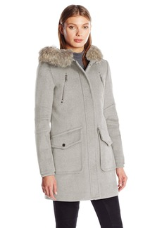BCBGeneration Women's Wool Duffle Coat  L