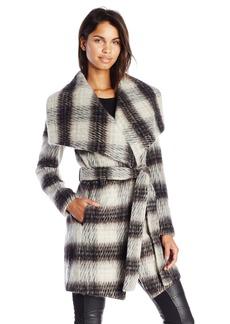 BCBGeneration Women's  Wool Wrap Coat