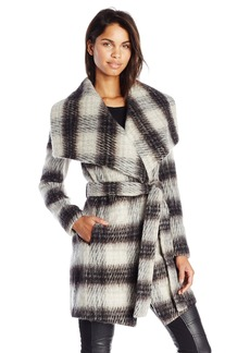 BCBGeneration Women's  Wool Wrap Coat