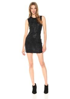BCBGeneration Women's Zipper Sheath Dress