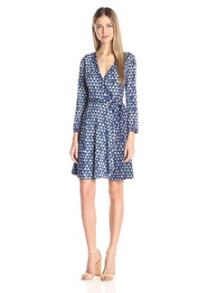 BCBGMax Azria Women's Adele Knit City Dress  L