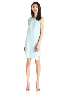 "BCBGMax Azria Women's ""Aleesha"" Sleeveless Asymmetrical Shift Dress"