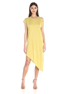 BCBG Max Azria BCBGMax Azria Women's Allyson Asymmetric Knit Dress