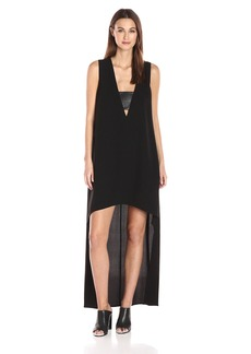 BCBG Max Azria BCBGMax Azria Women's Amaryllis Woven Cocktail Dress  S