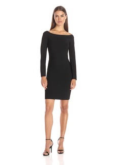 BCBGMax Azria Women's Annabeth Knit Cocktail Dress  S