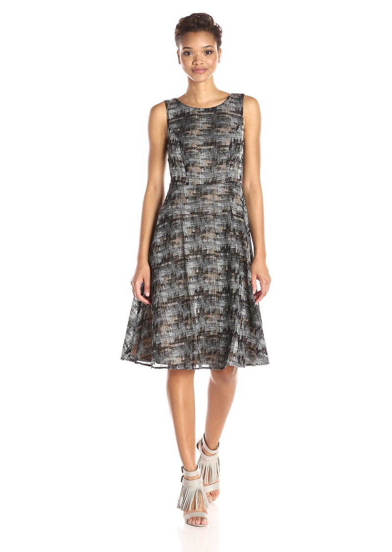 BCBGMax Azria Women's Brigetta Knit Evening Dress