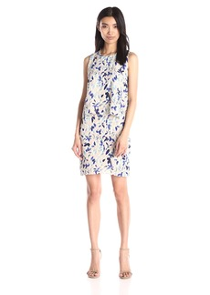 BCBG Max Azria BCBGMax Azria Women's Briyana Sleeveless A Line Cocktail Dress