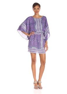 BCBGMax Azria Women's Bryan Woven Casual Dress