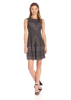 BCBG Max Azria BCBGMax Azria Women's Cassandra a Line Dress