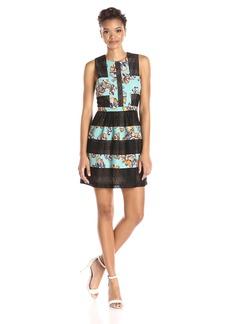 BCBGMax Azria Women's Cecile Knit Cocktail Dress