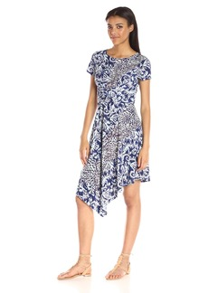 BCBGMAXAZRIA BCBGMax Azria Women's Charlett Short Sleeve Dress