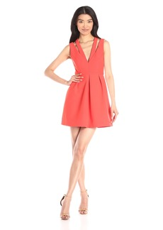 BCBGMax Azria Women's Clarye Cocktail Dress