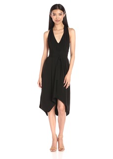 BCBG Max Azria BCBGMax Azria Women's Dara V Neck Dress