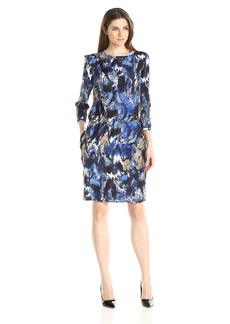 BCBG Max Azria BCBGMax Azria Women's Dominique Woven Sportswear Dress