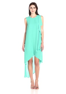 BCBG Max Azria BCBGMax Azria Women's Hailey Asymmetrical Hem Dress