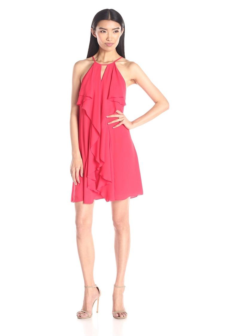 758f7b5df9b BCBG Max Azria BCBGMax Azria Women s Hattie Short Ruffle Dress