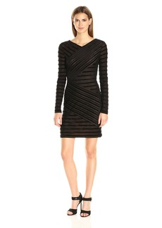 BCBGMax Azria Women's Jerri Knit Cocktail Dress  M