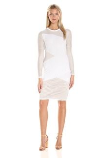 BCBG Max Azria BCBGMax Azria Women's Jordan Knit Cocktail Dress  M
