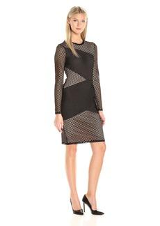 BCBGMax Azria Women's Jordan Knit Cocktail Dress  XS