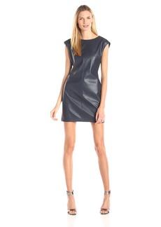 BCBGMax Azria Women's Karlee Sleeveless Shift Dress