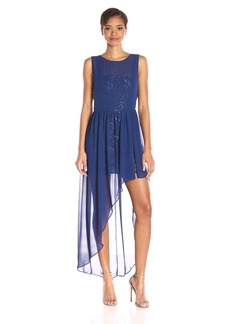 BCBG Max Azria BCBGMax Azria Women's Katrine Woven Evening Dress
