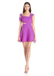 BCBGMax Azria Women's Kiki Woven Evening Dress