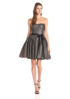 BCBGMax Azria Women's Kimmy Evening-Short Dress