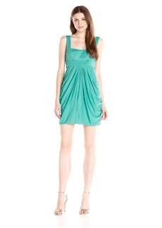 BCBGMax Azria Women's Knit Evening Dress