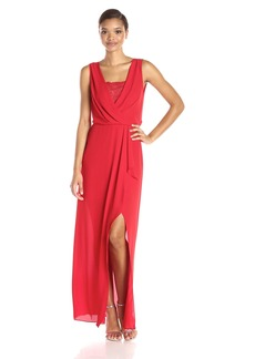 "BCBGMax Azria Women's ""Koko"" Woven Evening Dress"